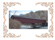 W Cornwall Covered Bridge